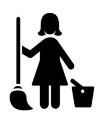 Tīrītāju efektivitātes tabula