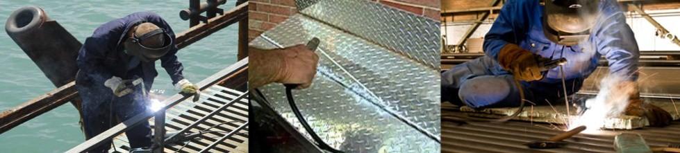 Alumīnija un krāsaino metālu elektrodi