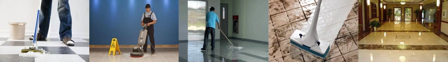 Cieto grīdas segumu tīrīšana