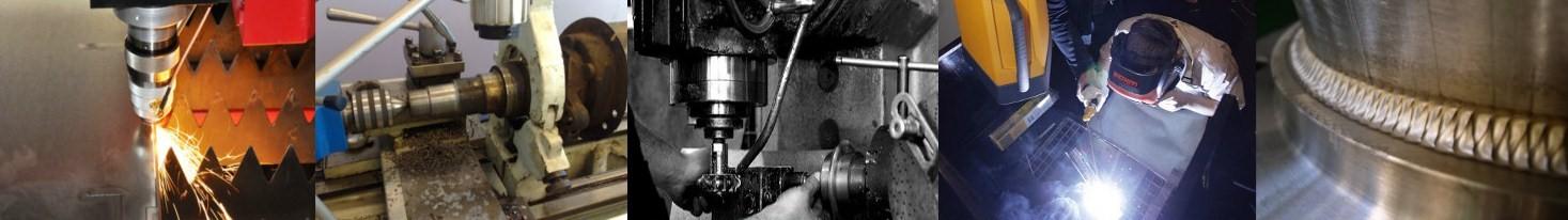 Metināšanas un metālapstrādes