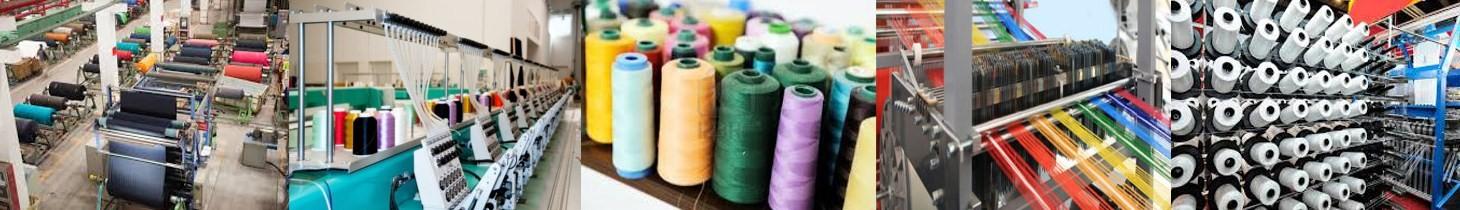 Tekstilrūpniecības eļļas