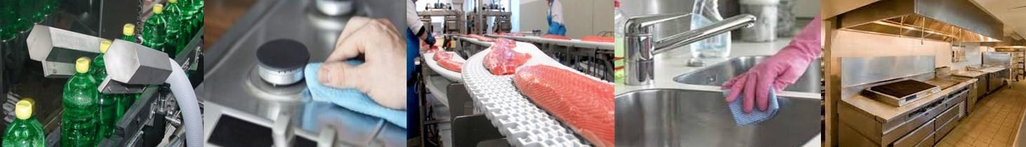 Pārtikas pārstrādes uzņēmumiem un virtuvēm