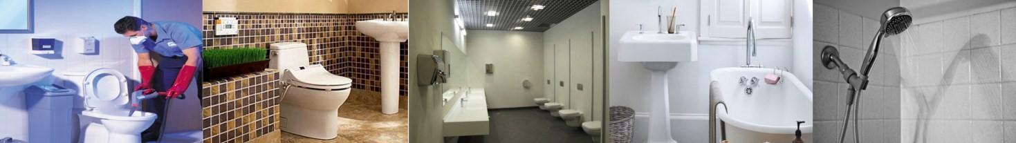 WC, sanitāro telpu tīrīšana