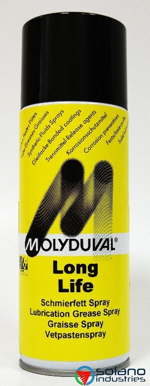 Long life spray